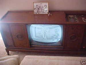 TV Console 2
